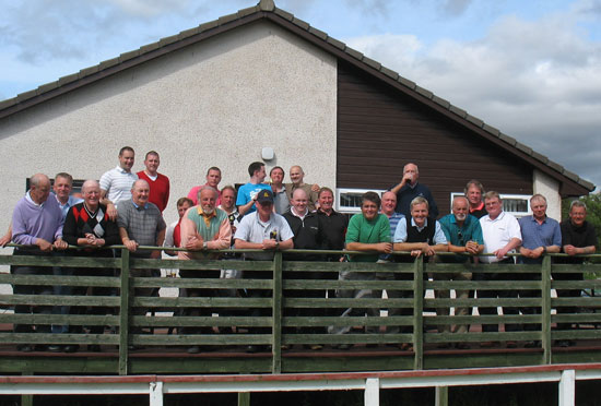 Ullapool GC vs. Stornoway Golf Club - June 2011